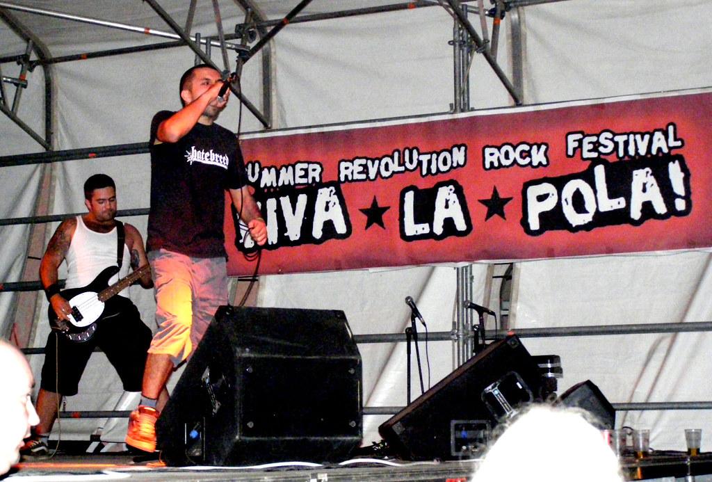 Viva la Pola festival 2010