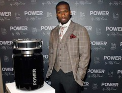 Fifty Cent 50 cent Power Cologne