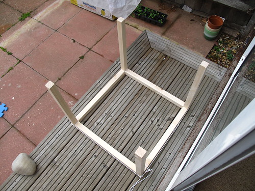 Table legs/frame