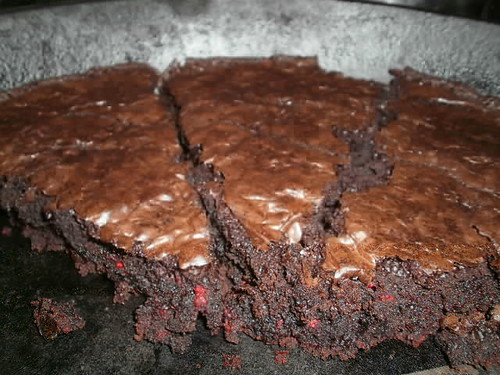 Black forest rownies