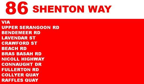 86 Shenton Way