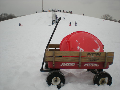 Sled Hill 1-11-09 (16)
