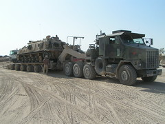 PICT4803 (G1 Photo) Tags: army war crane military iraq ambulance trucks bro combat oif hett truckers tq guardians operationiraqifreedom m113 bigredone onephoto anbarprovince m88 habbaniyah 88m 1stid 101stfsb guardiancity 1stbde1stid 101stforwardsupportbattalion altaqqadum altaqaddum alhabbaniyah cando 10toncrane 1stmaintenance usarmy usmilitary g1photo devilbrigade 1photooc6