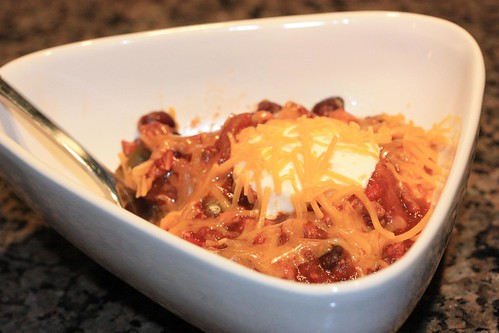 Ted's Magic Turkey Chili Surprise