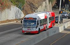 MTS Bus (So Cal Metro) Tags: bus highway sandiego metro transit freeway artic 1000 articulated mts nabi sandiegotransit rt20 60brt bus1008