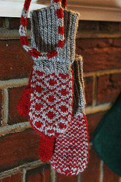 Mittens for Abigail