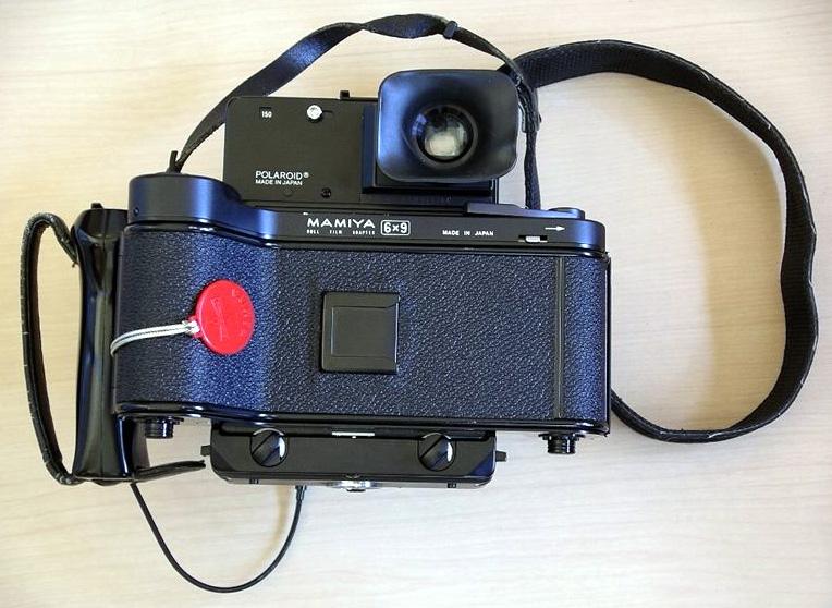 Review - The Goose - Polaroid 600 SE `Professional`
