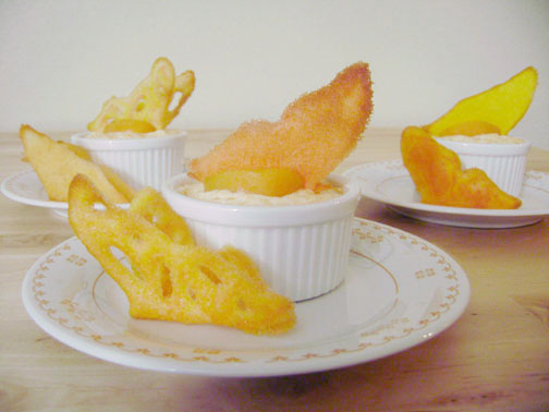 Daring Bakers January: Tuiles