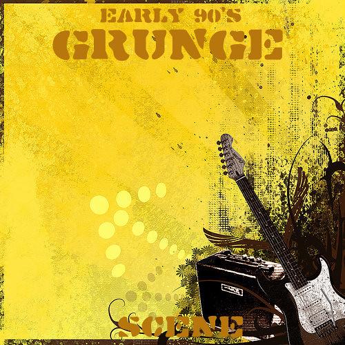 grunge early 90's scene {1991-1994}