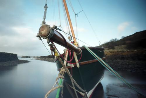 Portencross boat pinhole 30Jan09