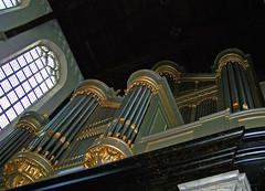 Organ in the Old Church in Delft (Pingu1963) Tags: holland church netherlands nederland delft organ kerk orgel blueribbonwinner explored goldstaraward oldchurchindelft oudekerkindelft