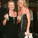 Nicola Allen and Colleen Montgomery attended the Gala Ball at Belfast's Europa Hotel.