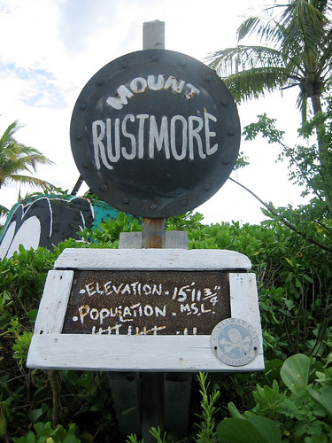 Castaway Cay - Mt Rustmore 01