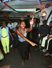 Julie Mathumjwa RIP 50th Birtday Party at Kopanang July 2000 032 Kcap Girls (photographer695) Tags: girls party girl 2000 julie dancing rip july 50th birtday zulu kcap kopanang mathumjwa
