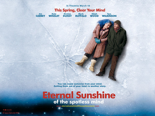 The Eternal Sunshine of The Spotless Mind Desktop
