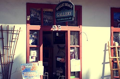 Mullet Beach Gallery