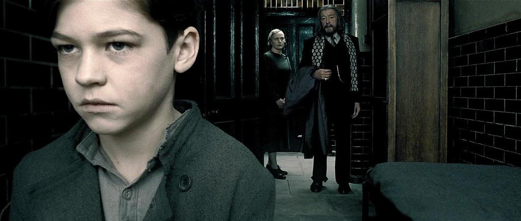 Tom Riddle es Voldemort