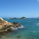 Mar del Parque Tayrona