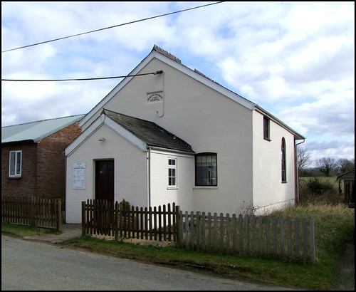 Old Newton Methodist chapel
