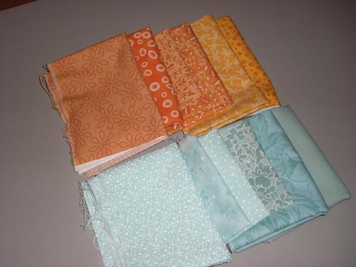 Quilt Along Fabrics