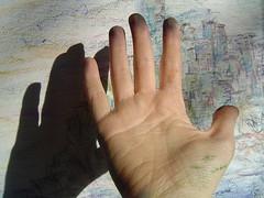 here 3 (catekustanczi) Tags: colour art chalk artwork hand fingers blend blending conte dirtyfingers dirtyhand