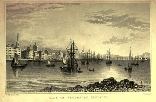 012- Ciudad de Waterford en Irlanda