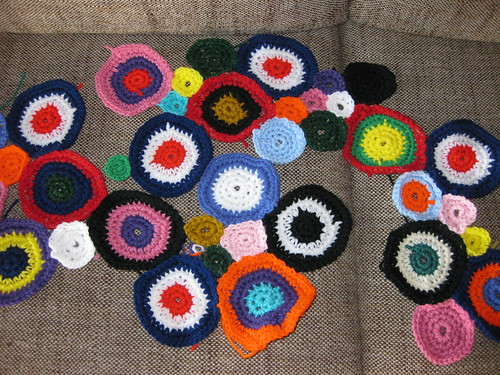 April 2009 Crochet Targets 024 by emmajay2008