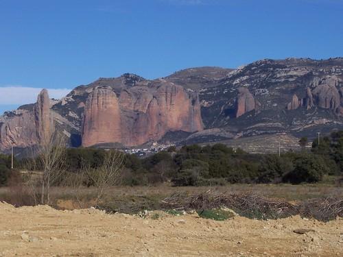 Mallos de Riglos - 29 Ene 2007