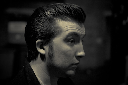 greaser hair styles