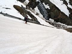 Scialpinismo Laga - Pizzo di Sevo versante sud canale diretto