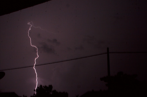 Thunderstorm Kuala Lumpur
