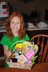 Maddie's Easter Basket