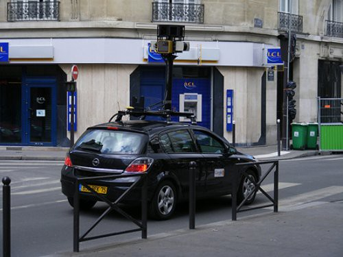 "carro do google car ""street view"""