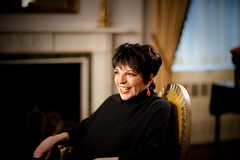 liza minelli at the waldorf astoria