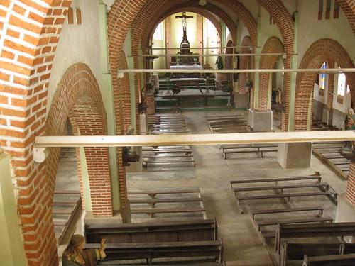 inside church Lokando