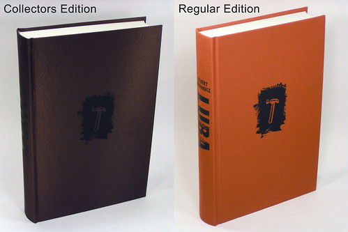 Luba by Gilbert Hernandez: Collectors Edition - comparison