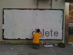 Delete billboard by Ji Lee (by hoggardb)