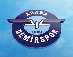 Adana Demirspor Logo 3D