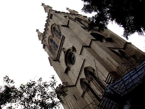 你拍攝的 聖約翰教堂。