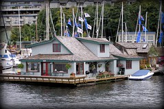 "Tom Hanks house in ""Sleepless in Seattle&..."