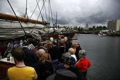 Olympia Capitol Park Foundation Cruise Aboard the Adventuress