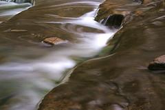 Cinnamon Swirl At The Falls (+David+) Tags: waterfall close corbettsglen allenscreek townofbrighton postcardfalls
