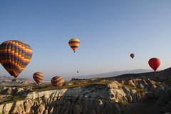 2009 Excursin en Globo (jose Gonzalvo) Tags: ballons 2009 turquia cappadocia globo goreme turkia