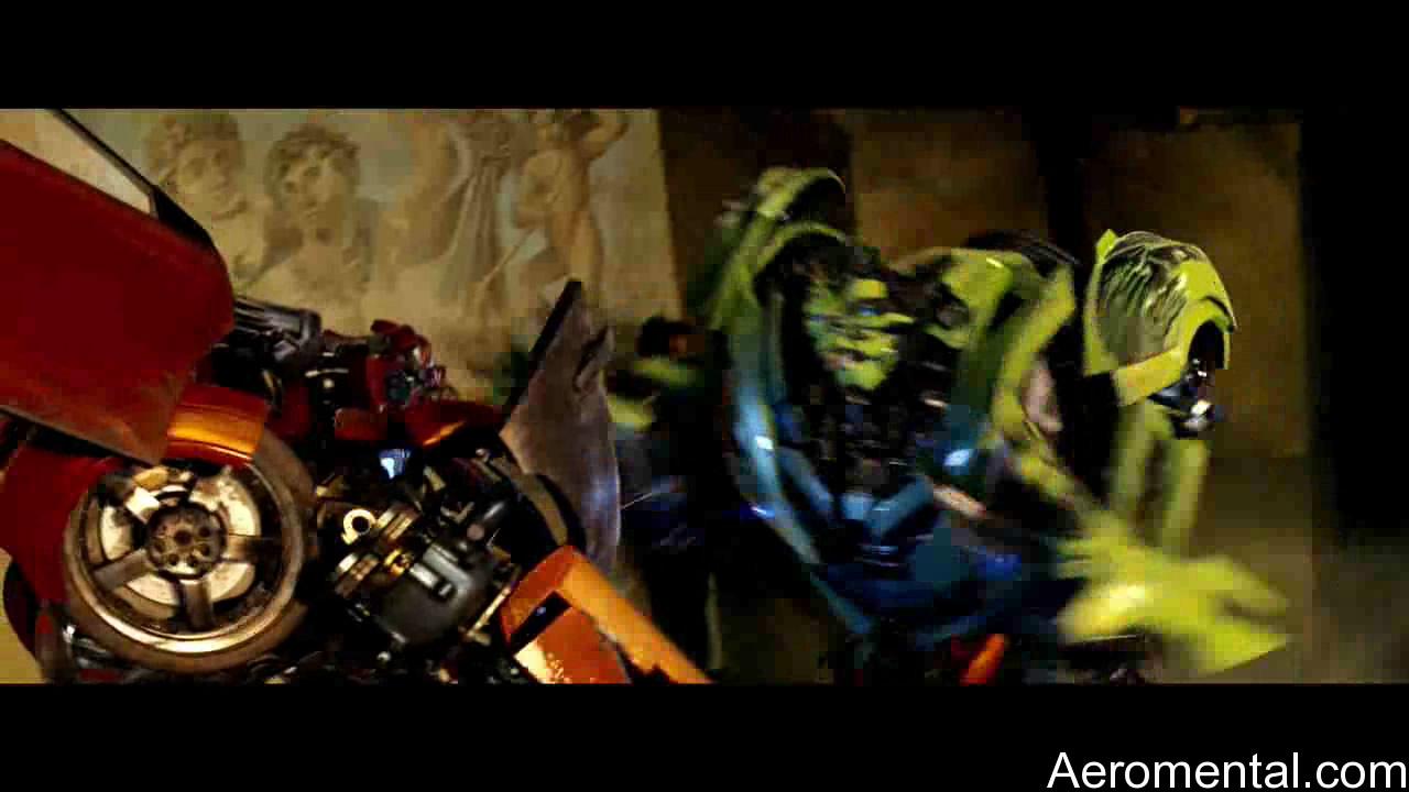 Transformers 2 Mudflap Skids