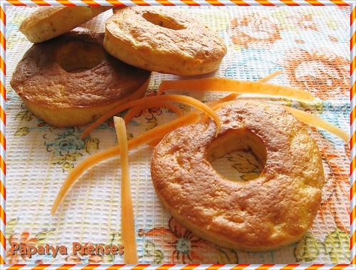 havuçlu portakallı mini kek (1)