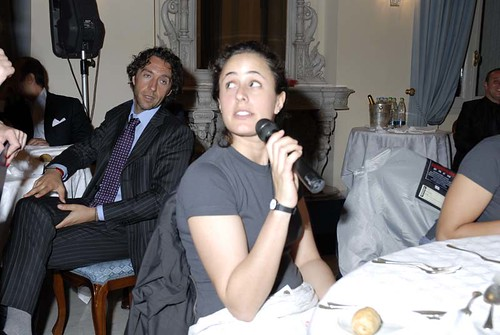 Cena di gala Ladies First 30.04.09