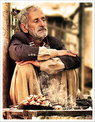 Destitute. (explored). (Commoner28th) Tags: world poverty street old pakistan portrait people food man sad candid poor culture hungry society ahmed destitute helpless agha waseem commoner28th
