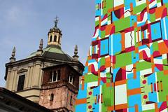Contrast (skymino) Tags: church milano chiesa sanlorenzo portaticinese