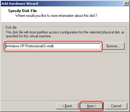 Disk File