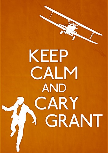Keep Calm and Cary Grant